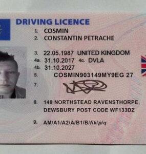 Buy Real License Online driver's license renewal change license address