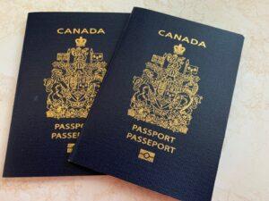 Passport in Canada Registered passport online
