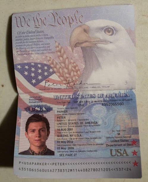 Buy USA passport online