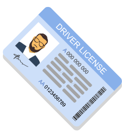 Drivers license for sale