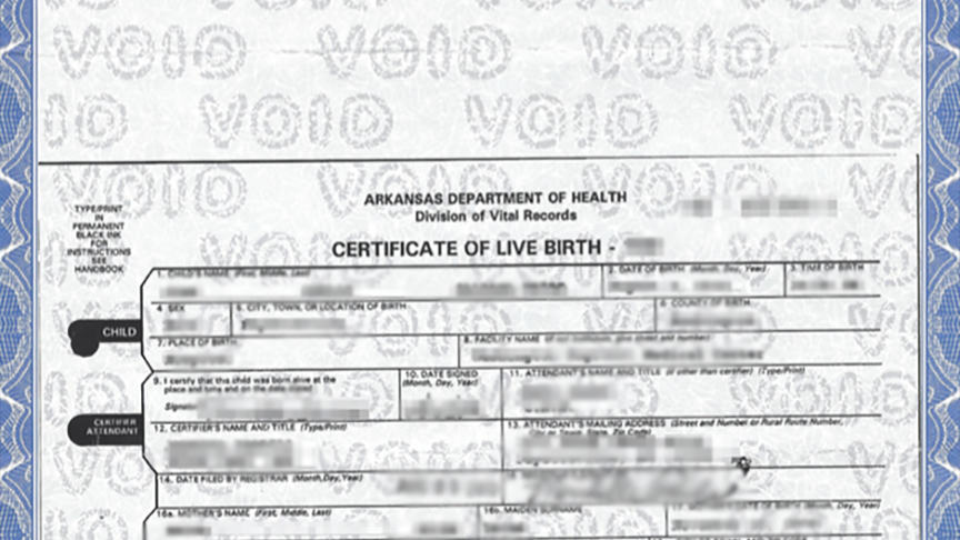 Buy real birth certificate