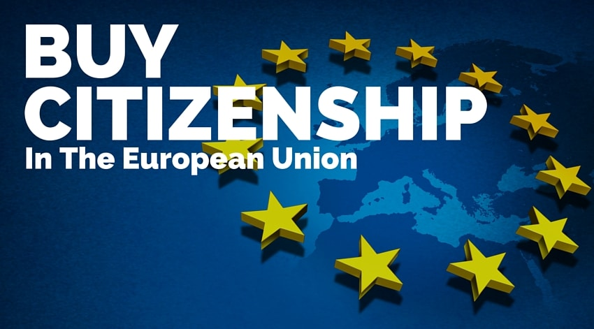 EU PASSPORT VS. CARIBBEAN CITIZENSHIP