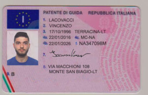 RINNOVO PATENTE A: Apply for Driving license without test
