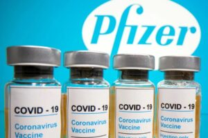 Proof of Covid-19 vaccination vaccine card for sale